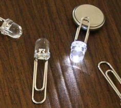 LED clip pour décor crèche