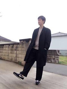 てれれれれーん。 Burberryのチェスターコートを手に入れた☺️ 無難で流行りなスタイル。
