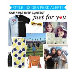 """Style Insider Perk Alert!"" by polyvore ❤ liked on Polyvore featuring Dickins & Jones, Alternative, Philipp Plein, Chloé, Dolce&Gabbana and PVStyleInsiderContest"
