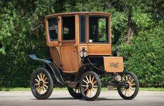 1905 Woods Electric Queen Victoria Brougham