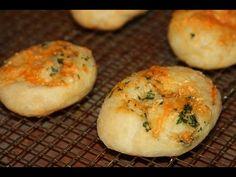 Petits pains à l'ail & fromage - La Recette