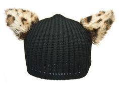 Our children's beanie collection is definitely one of a kind! We use SUPER SOFT Italian cashmere beanies and adorn them with genuine mink kitty cat ears. Toddlers often put up a fight about keeping their hats on. Cashmere Beanie, Cat Ears, Kitty, Beige, Cats, Collection, Fashion, Gatos, Kitten