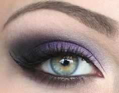 This Is Beautiful Eye Make Up......