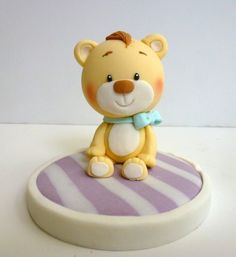 how to make patchwork teddy topper