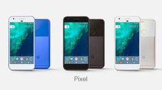 Google Pixel el gran buscador ya se atreve a sacar sus teléfonos al 100%