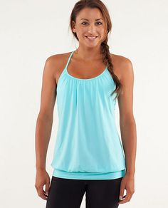 Best yoga tank! $64 No Limits Tank