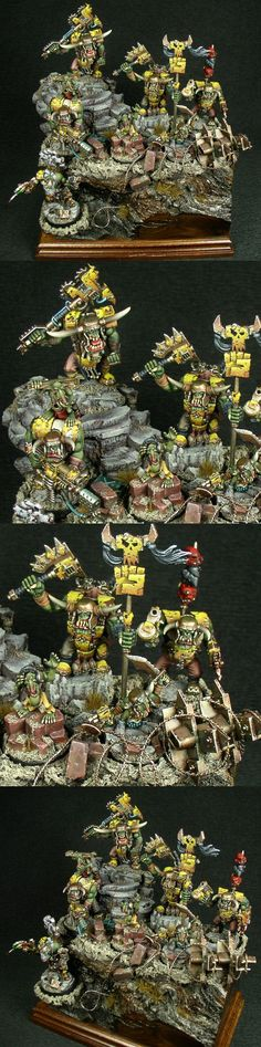 Orks! (Gold Demon @ Italian GD 2010)