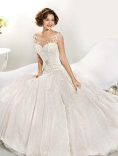 Vestido de Noiva Cosmobella 2014 <3
