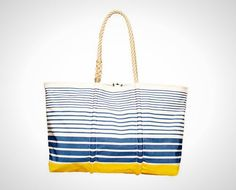 15 Bags to Amp Up Your Beach Style via Brit + Co