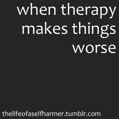 the life of a self harmer
