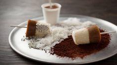 Recettes - Signé M - TVA - Sucettes glacées au café