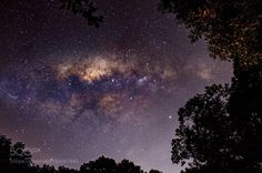 Milky Way Camera: Canon EOS rebel T5 Focal Length: 18mm Shutter Speed: 30sec Aperture: f/3.5 ISO/Film: 3200 Image credit: http://ift.tt/2a35Wok Visit http://ift.tt/1qPHad3 and read how to see the #MilkyWay #Galaxy #Stars #Nightscape #Astrophotography