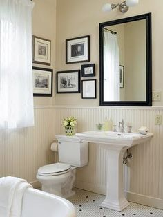 1000 Images About Wainscoting Bathroom Reno On Pinterest