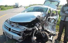 RN - Acidente entre carreta e carro de passeio deixou uma vitima fatal em ApodiRN