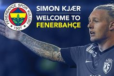Fenerbahçe Sports Club Official Website #SIMON #KJAER