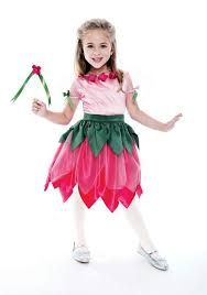 Kids Pretty Petal Fairy Costume - Pretty Petal Fairy Costume includes a pink dress with flower accents featuring a hot pink skirt with green leaf over lay ...  sc 1 st  Pinterest & Vidia Costume For Little Fairies | Peter Pan Jr. | Pinterest ...