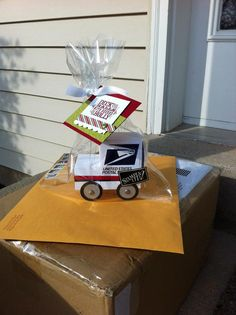 USPS mail carrier gift