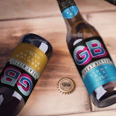 Brand Packaging, Packaging Design, Great British, Design Agency, Bitter, Beer Bottle, Design Packaging, Package Design