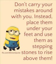 Funny Minions Quotes of the Week. We hope you will love them, make sure to share these excellent quotes with your minion lover friends . Best 35 Very Funny min Minions Images, Minion Pictures, Minions Love, Positive Quotes, Motivational Quotes, Funny Quotes, Inspirational Quotes, Funny Picture Quotes, Humor Quotes