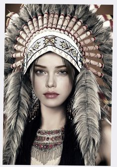 First Nations we will always be here in our country and it's what you call the UNITED STATES OF AMERICA. You stolen the only thing we fought for. American Indian Girl, Native American Girls, American Indian Tattoos, Native American Symbols, Native American Beauty, American Indians, American History, Red Indian, Native Indian