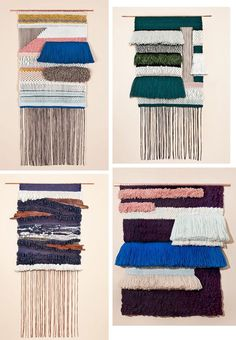 Microtrend: Lets Talk About Woven Wall Hangings