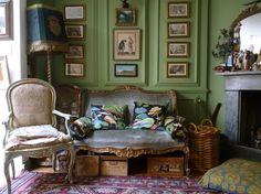 Georgian room