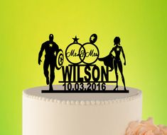 Hey, I found this really awesome Etsy listing at https://www.etsy.com/listing/462317496/captain-america-cake-topper-wedding-cake