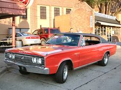 1967 Dodge Charger.