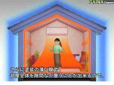 【メカニズム】寒さ対策(内装)--GAINA