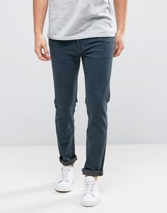 Get this Weekday's skinny jeans now! Click for more details. Worldwide shipping. Weekday Friday Skinny Jeans OD-11 Wash - Blue: Jeans by Weekday, Firm-stretch denim, Regular rise, Concealed fly, Five pocket design, Skinny fit - cut very closely to the body, Machine wash, 99% Cotton, 1% Elastane, Our model wears a W 32 Regular and is 188cm/6'2 tall. Weekday founders �rjan Andersson and Adam Friberg honed their signature Scandinavian style across a cult line of skinny jeans. Fast-forward to…