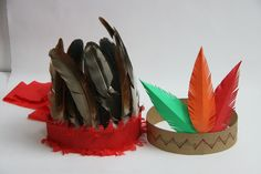 How to Make an Indian Headdress -- via wikiHow.com