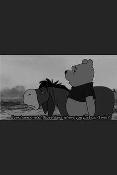Winnie the pooh gets me