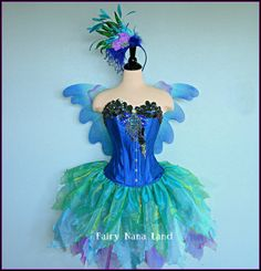 Super Duper Sale  Adult Fairy Costume  The by FairyNanaLand, $265.00