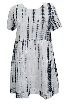 Mogul Women's Bohochic Dress Black Tie Dye Babydoll Dress... https://www.amazon.com/dp/B01HBKTKNO/ref=cm_sw_r_pi_dp_x_dsWxzbFP8G7E9