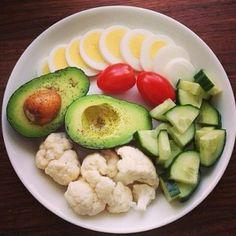 Heathy Meal Idea