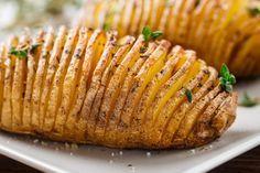 Encore mieux que des frites...il y a cette pomme de terre au four