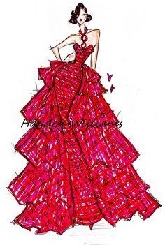 Valentine's Day Couture by Hayden Williams