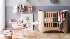 Claves para organizar y decorar la habitación del bebé