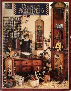 artist Maxine Thomas | Country Primitives Vol. 6 - Maxine Thomas - OOP