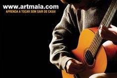 DICAS E AULAS DE VIOLÃO E GUITARRA: Curso de Violão e Guitarra - Como aprender dedilha... Music Instruments, Classic, Blog, Music Teachers, Guitar Classes, Singers, Tips, Guitars, Street Graffiti