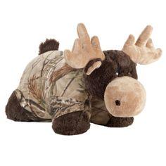 Realtree Camo Moose Pillow Pet - Gander Mountain   #Realtreegear #backtoschool