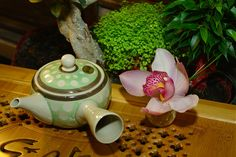 Kyusu, Plaisirs Des thés