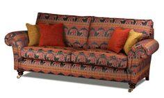 Das Baxter Landhaus Sofa ist ein Designklassiker de englischen Möbelkultur.
