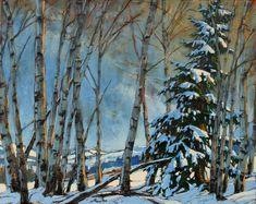 Paintings - David Langevin Artworks Inc. Canadian Painters, Canadian Artists, Winter Art, Landscape Paintings, Landscapes, Old Master, Winter Landscape, Winter Scenes, Nature