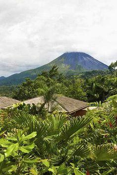 Nayara Hotel, Spa & Gardens, Costa Rica is the FHRNews #AmexFHR #luxury #hoteloftheday for Friday, July 21.