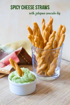 Spicy Cheese Straws #cheese #holiday