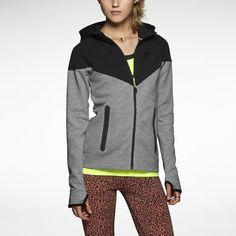 Nike Tech Fleece Full-Zip Women's Hoodie