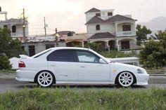 Honda Civic Si 1998