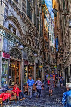 Genova..Italy