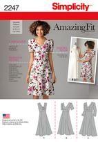 Misses' & Plus Size Amazing Fit Dresses